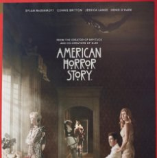 Cine: PÓSTER DE LA SERIE: AMERICAN HORROR STORY. Lote 269380623