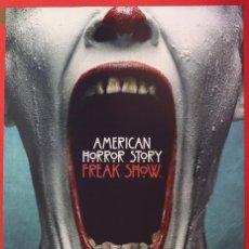 Cine: PÓSTER DE LA SERIE: AMERICAN HORROR STORY FREAK SHOW. Lote 269381168