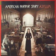 Cine: PÓSTER DE LA SERIE: AMERICAN HORROR STORY ASYLUM. Lote 269381673