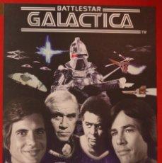 Cine: PÓSTER DE LA SERIE: BATTLESTAR GALACTICA. Lote 269392308