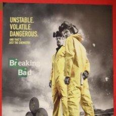 Cine: PÓSTER DE LA SERIE: BREAKING BAD. Lote 269404948