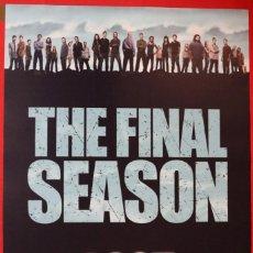 Cine: PÓSTER DE LA SERIE: LOST - THE FINAL SEASON. Lote 269405063