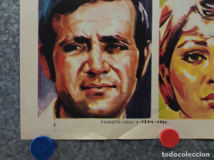 Cine: El carnicero. STEPHANE AUDRAN, JEAN VANNE, CLAUDE CHABROL. AÑO 1971. POSTER ORIGINAL - Foto 9 - 269464308