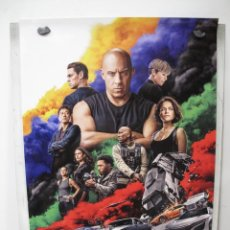 Cine: FAST & FURIOUS 9 A TODO GAS 9. Lote 269777363