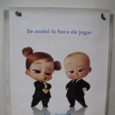 Cine: EL BEBE JEFAZO NEGOCIOS DE FAMILIA. Lote 269777583
