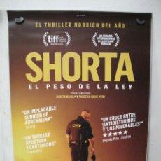 Cine: SHORTA EL PESO DE LA LEY. Lote 269778853