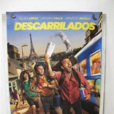 Cine: DESCARRILADOS. Lote 269779008