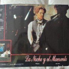 Cine: LA NOCHE Y EL MOMENTO: VILLEM DAFOE - LENA OLIN. Lote 269940608