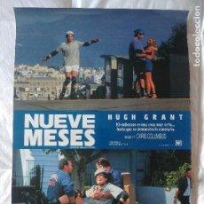 Cine: NUEVE MESES: HUGH GRANT. Lote 270121048