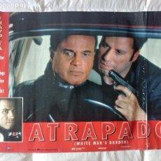 Cine: ATRAPADO: JOHN TRAVOLTA. Lote 270121638