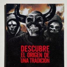 Cine: CUADRO DE LA PELÍCULA LA PRIMERA PURGA - EL ORIGEN DE LA TRAICIÓN. Lote 270519048