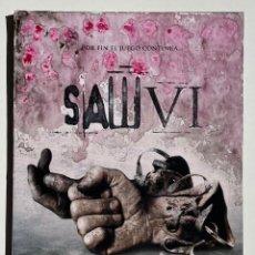Cine: CUADRO DE LA PELÍCULA SAW 6. Lote 270519248