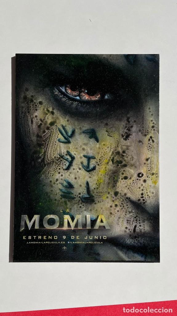 CUADRO DE LA PELÍCULA LA MOMIA (Cine - Posters y Carteles - Suspense)
