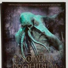 Cine: CUADRO DE LA PELÍCULA LA SOMBRA PROHIBIDA. Lote 270520253