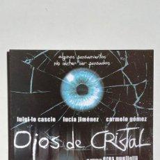 Cine: CUADRO DE LA PELÍCULA OJOS DE CRISTAL. Lote 270523558