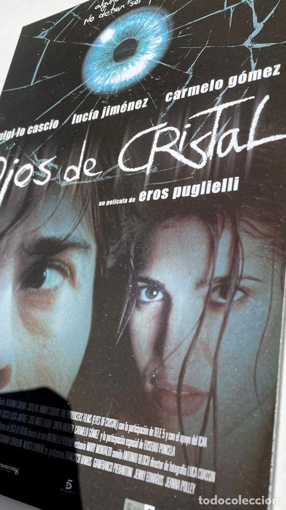 Cine: Cuadro de la película Ojos de cristal - Foto 3 - 270523558