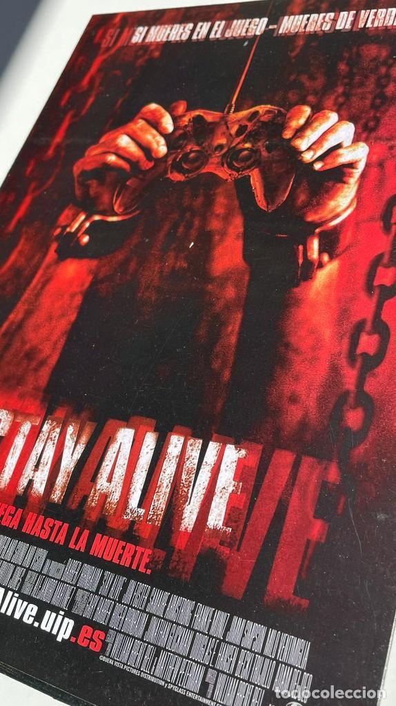 Cine: Cuadro de la película Stay alive - Foto 2 - 270524723