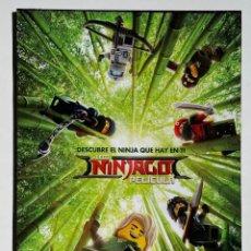 Cine: CUADRO DE LA PELÍCULA NINJA GO - LA PELÍCULA. Lote 270525163