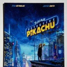 Cine: CUADRO DE LA PELÍCULA PIKACHU. Lote 270525873