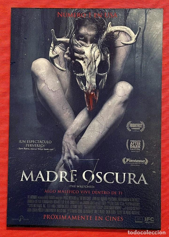 CUADRO DE LA PELÍCULA MADRE OSCURA (Cine - Posters y Carteles - Suspense)