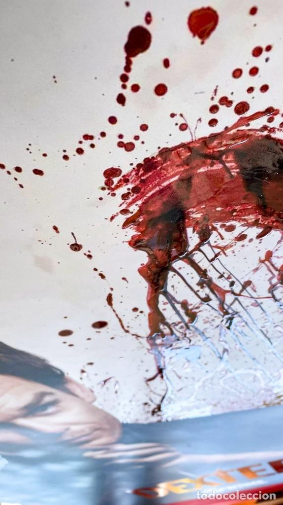 Cine: Cuadro de la serie Dexter - Foto 2 - 270527893