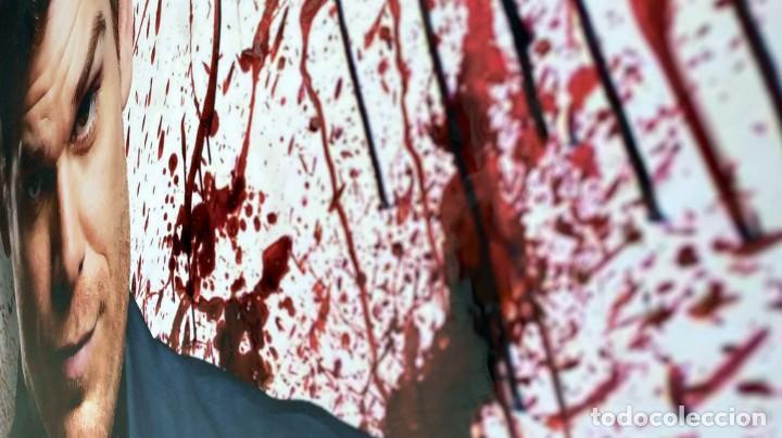 Cine: Cuadro de la serie Dexter - Foto 4 - 270527893