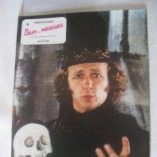 Cine: EL GOLPE DEL PARAGUAS 1980 COLECCION COMPLETA 12 CARTELES VER FOTOS ADICIONALES DE TODAS. Lote 270544738