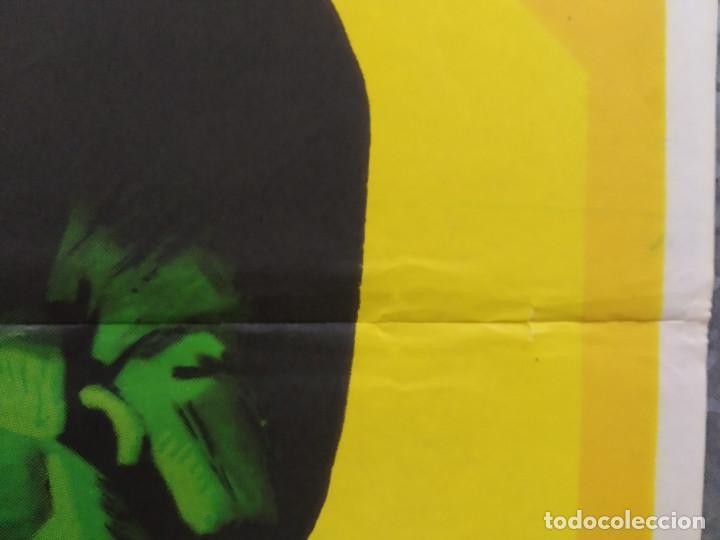 Cine: MUERTE EN PRIMAVERA. MONICA RANDAL, FRANCISCO MORAN. AÑO 1973 POSTER ORIGINAL - Foto 4 - 270693083