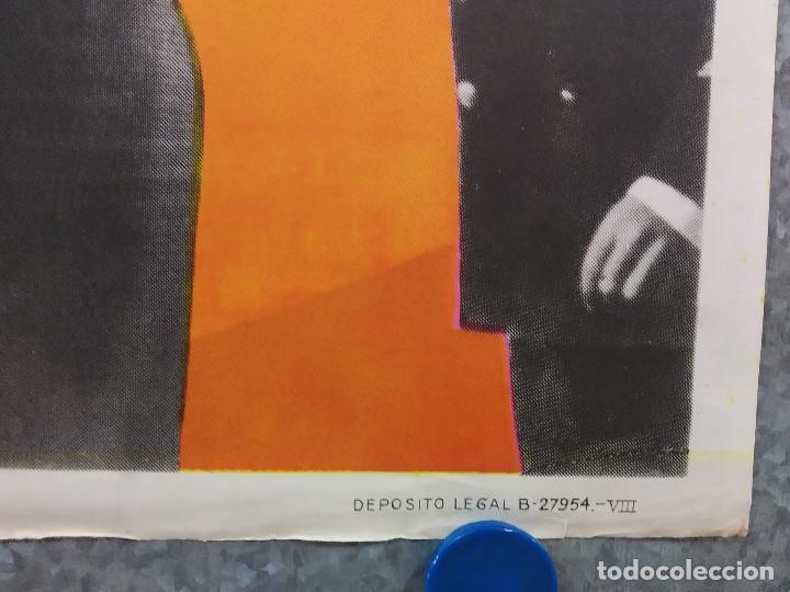Cine: MUERTE EN PRIMAVERA. MONICA RANDAL, FRANCISCO MORAN. AÑO 1973 POSTER ORIGINAL - Foto 6 - 270693083
