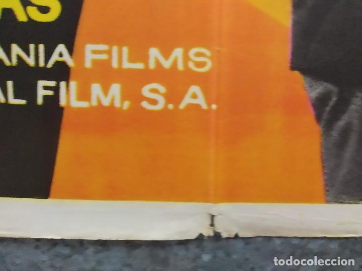 Cine: MUERTE EN PRIMAVERA. MONICA RANDAL, FRANCISCO MORAN. AÑO 1973 POSTER ORIGINAL - Foto 7 - 270693083