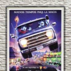 Cine: PÓSTER ORIGINAL CON CUADRO DE LA PELÍCULA: ONWARD. Lote 270890138