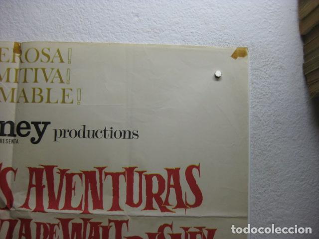 Cine: las mejores aventuras de la naturaleza de walt disney - poster cartel original - documental L - Foto 3 - 271073858