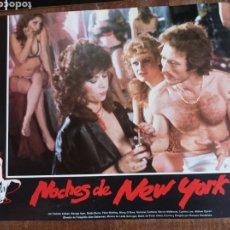 Cine: NOCHES DE NUEVA YORK. Lote 274412928