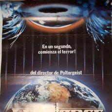 Cine: CARTEL DE CINE 70X100 LIFEFORCE. Lote 275246018