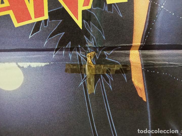Cine: El beso de la mujer araña. William Hurt, Raul Julia, Sônia Braga. AÑO 1985. POSTER ORIGINAL - Foto 4 - 275282073