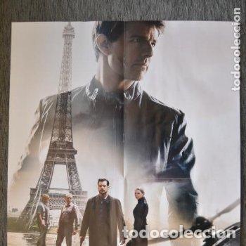 Cine: Poster o cartel doble #018 de Misión imposible: Fallout y Hotel Transilvania 3 - Foto 2 - 275528448