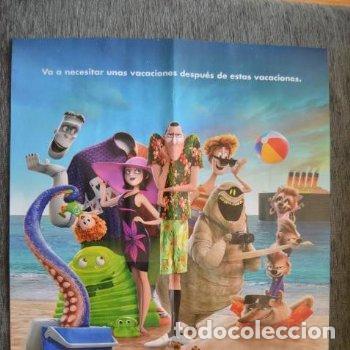 Cine: Poster o cartel doble #018 de Misión imposible: Fallout y Hotel Transilvania 3 - Foto 4 - 275528448