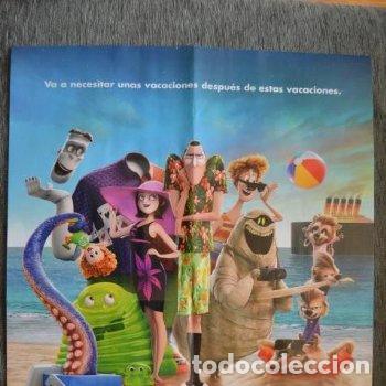 Cine: Poster o cartel doble #018 de Misión imposible: Fallout y Hotel Transilvania 3 - Foto 5 - 275528448