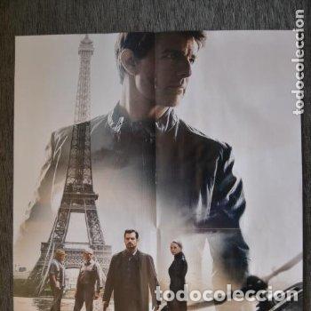POSTER O CARTEL DOBLE #018 DE MISIÓN IMPOSIBLE: FALLOUT Y HOTEL TRANSILVANIA 3 (Cine - Posters y Carteles - Acción)