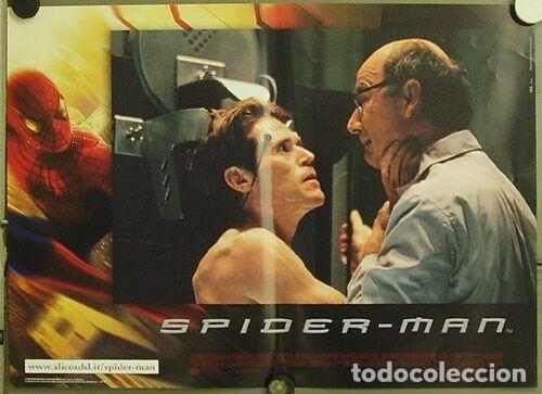 Cine: HW48D SPIDERMAN SPIDER-MAN SAM RAIMI TOBEY MAGUIRE SET 6 POSTERS ORIGINALES ITALIANOS 47X68 - Foto 6 - 275621943