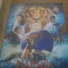 Cine: LAS CRONICAS DE NARNIA LA TRAVESIA DEL VIAJERO DEL ALBA. Lote 275657128