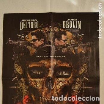 Cine: Poster o cartel doble #026 de Sicario: El día del soldado y Deadpool 2 - Foto 2 - 275713658