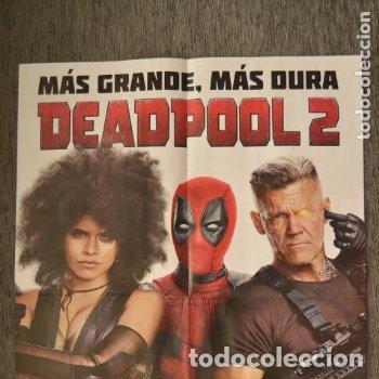 Cine: Poster o cartel doble #026 de Sicario: El día del soldado y Deadpool 2 - Foto 3 - 275713658
