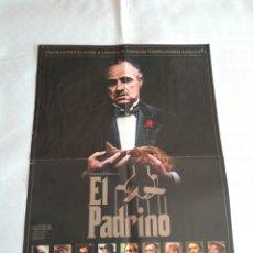 Cine: PÓSTER EL PADRINO. Lote 275928408
