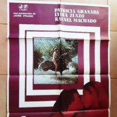 Cine: CARTEL, LA VISITA DEL VICIO, 1978. Lote 276217533