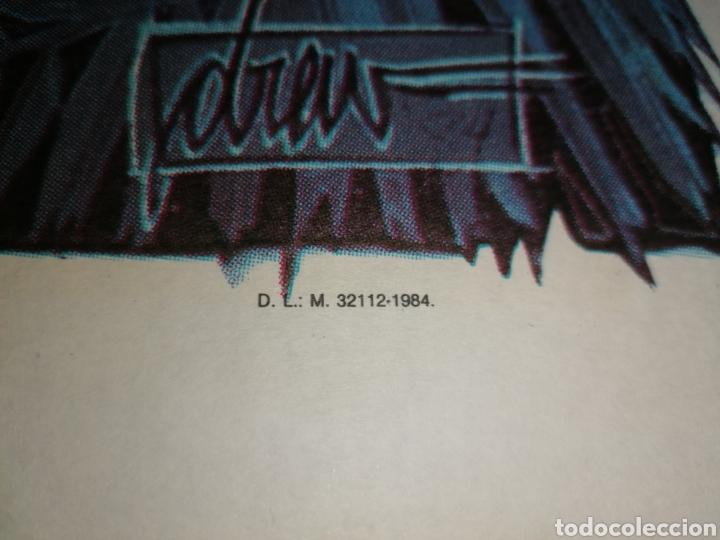 Cine: Antiguo cartel cine, INDIANA JONES Y EL TEMPLO MALDITO. 1984. 100X70 - Foto 2 - 276278618