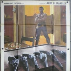 Cine: 2UU60D LA LEYENDA DE NIGGER CHARLEY FRED WILLIAMSON BLAXPLOITATION ORIGINAL ITALIANO 140X200. Lote 276424978