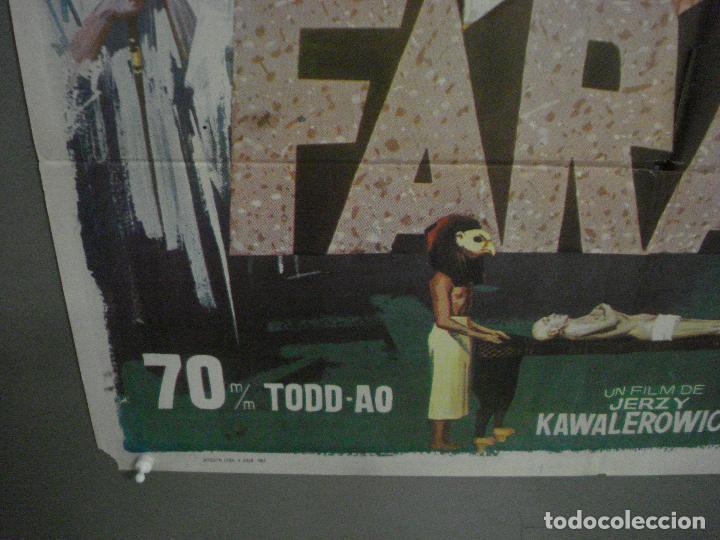 Cine: CDO L703 FARAON JERRY KAWALEROWICZ CINE POLACO TODD-AO JANO POSTER ORIGINAL 70X100 ESTRENO - Foto 5 - 276484368