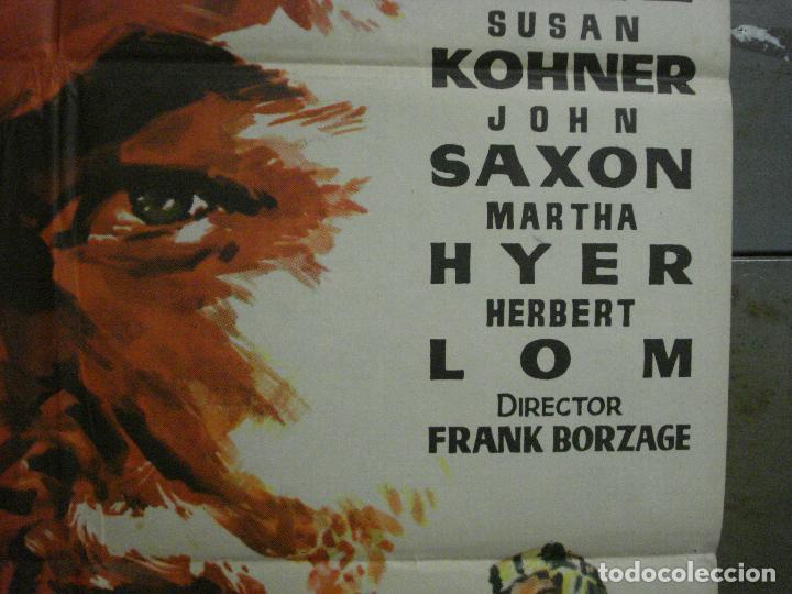 Cine: CDO L705 EL GRAN PESCADOR HOWARD KEEL WALT DISNEY POSTER ORIGINAL 70X100 ESTRENO - Foto 7 - 276486793