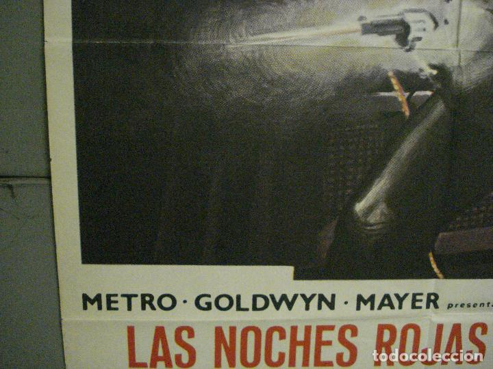 Cine: CDO L720 SHAFT noches rojas de Harlem RICHARD ROUNDTREE BLAXPLOITATION POSTER ORIG 70X100 ESTRENO - Foto 4 - 276525883